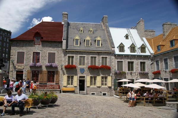 Basse-Ville Quebec city